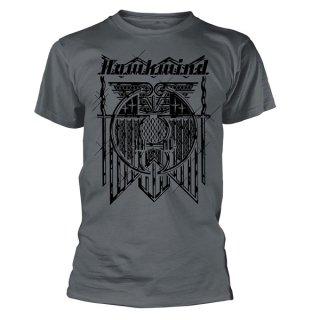 HAWKWIND Doremi (Charcoal) , Tシャツ