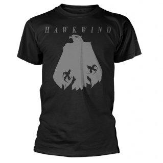 HAWKWIND Eagle (Black), Tシャツ