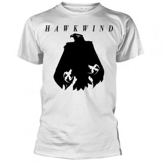 HAWKWIND Eagle (White) , Tシャツ