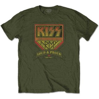 KISS Loud & Proud, Tシャツ