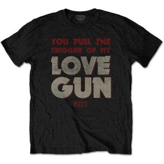KISS Pull The Trigger, Tシャツ