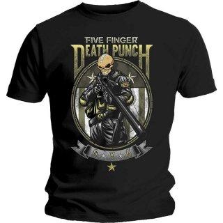 FIVE FINGER DEATH PUNCH Sniper, Tシャツ