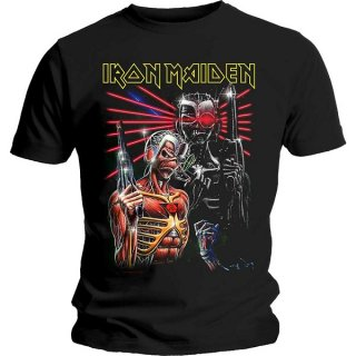 IRON MAIDEN Terminate, Tシャツ