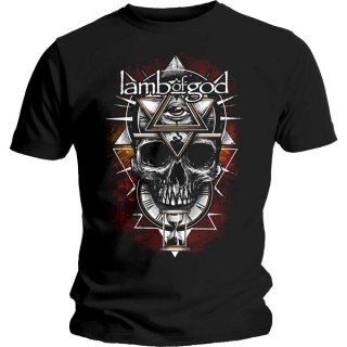 LAMB OF GOD All Seeing Red, Tシャツ