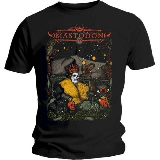 MASTODON Seated Sovereign, Tシャツ
