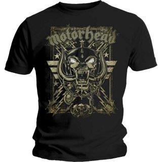 MOTORHEAD Spider Webbed War Pig, Tシャツ