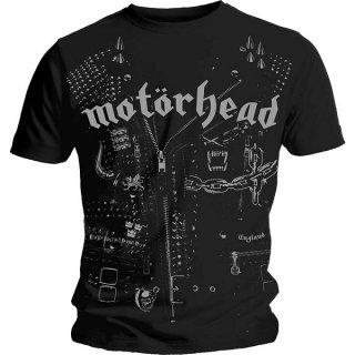 MOTORHEAD Leather Jacket, Tシャツ