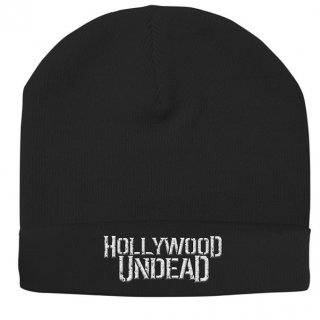HOLLYWOOD UNDEAD Logo, ニットキャップ