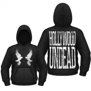 HOLLYWOOD UNDEAD Mirror Dove, Zip-Upパーカー
