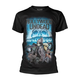 HOLLYWOOD UNDEAD Crew, Tシャツ