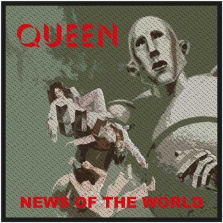 QUEEN News Of The World, パッチ