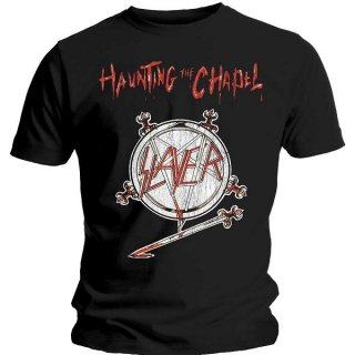 SLAYER Haunting The Chapel, Tシャツ