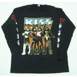 KISS Love Gun Chrome, ロングTシャツ