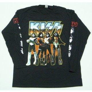 KISS Love Gun Chrome, ロングTシャツ