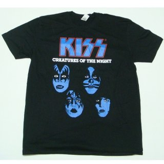 KISS Creatures Of The Night, Tシャツ