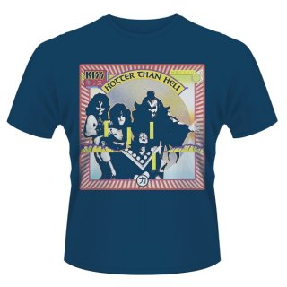 KISS Hotter Than Hell, Tシャツ