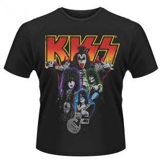 KISS Neon Band, Tシャツ