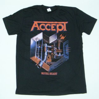 ACCEPT Metal Heart 1, Tシャツ<img class='new_mark_img2' src='//img.shop-pro.jp/img/new/icons5.gif' style='border:none;display:inline;margin:0px;padding:0px;width:auto;' />
