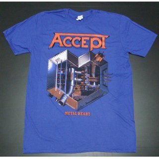 ACCEPT Metal Heart 2, Tシャツ
