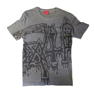 DEATH Large Logo Black, Tシャツ