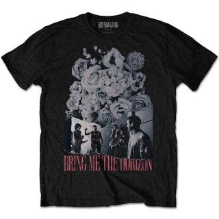 BRING ME THE HORIZON Flowers, Tシャツ