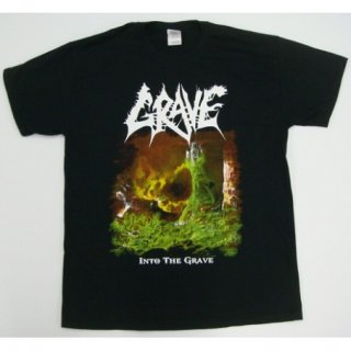 GRAVE Into The Grave, Tシャツ