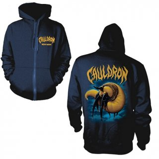 CAULDRON New Gods, Zip-Upパーカー