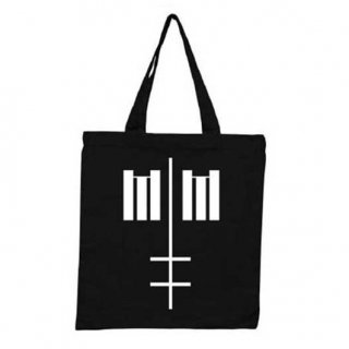 MARILYN MANSON Cross Logo, トートバッグ