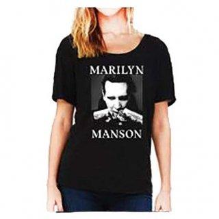 MARILYN MANSON Fists, レディースTシャツ