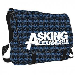 ASKING ALEXANDRIA All Over, メッセンジャーバッグ
