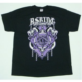 ASKING ALEXANDRIA Demonic, Tシャツ