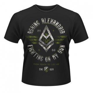 ASKING ALEXANDRIA Fight, Tシャツ