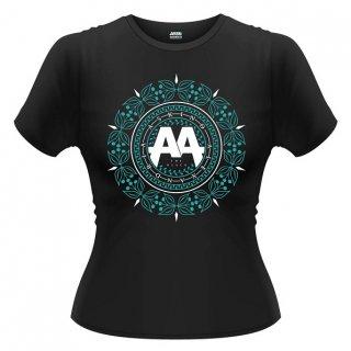 ASKING ALEXANDRIA Glitz, レディースTシャツ