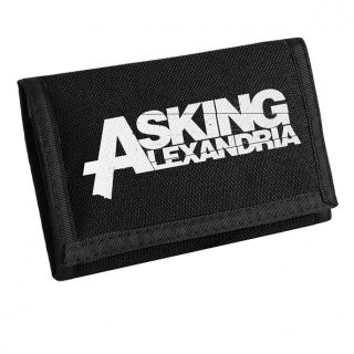 ASKING ALEXANDRIA Logo, 財布