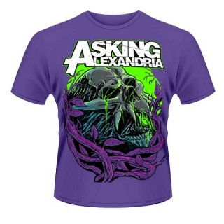 ASKING ALEXANDRIA Night Slime 2, Tシャツ<img class='new_mark_img2' src='//img.shop-pro.jp/img/new/icons5.gif' style='border:none;display:inline;margin:0px;padding:0px;width:auto;' />