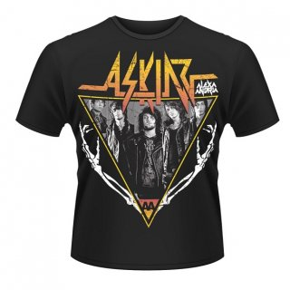 ASKING ALEXANDRIA Skeleton Arms, Tシャツ<img class='new_mark_img2' src='//img.shop-pro.jp/img/new/icons5.gif' style='border:none;display:inline;margin:0px;padding:0px;width:auto;' />