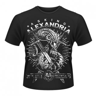 ASKING ALEXANDRIA Snake, Tシャツ<img class='new_mark_img2' src='//img.shop-pro.jp/img/new/icons5.gif' style='border:none;display:inline;margin:0px;padding:0px;width:auto;' />
