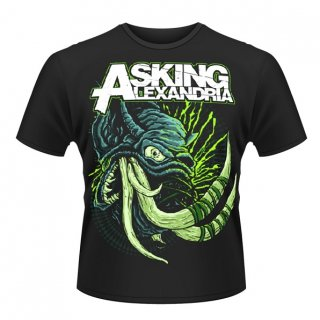 ASKING ALEXANDRIA Tusks, Tシャツ<img class='new_mark_img2' src='//img.shop-pro.jp/img/new/icons5.gif' style='border:none;display:inline;margin:0px;padding:0px;width:auto;' />