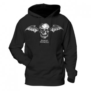 AVENGED SEVENFOLD Death Bat Logo, パーカー