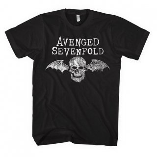 AVENGED SEVENFOLD Death Bat Logo, Tシャツ<img class='new_mark_img2' src='//img.shop-pro.jp/img/new/icons5.gif' style='border:none;display:inline;margin:0px;padding:0px;width:auto;' />