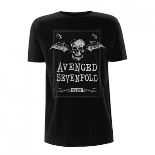 AVENGED SEVENFOLD Face Card, Tシャツ<img class='new_mark_img2' src='//img.shop-pro.jp/img/new/icons5.gif' style='border:none;display:inline;margin:0px;padding:0px;width:auto;' />