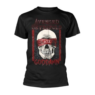 AVENGED SEVENFOLD Goddamn, Tシャツ<img class='new_mark_img2' src='//img.shop-pro.jp/img/new/icons5.gif' style='border:none;display:inline;margin:0px;padding:0px;width:auto;' />