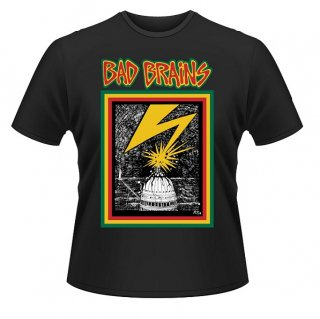 BAD BRAINS Bad Brains, Tシャツ
