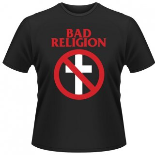 BAD RELIGION Cross Buster, Tシャツ
