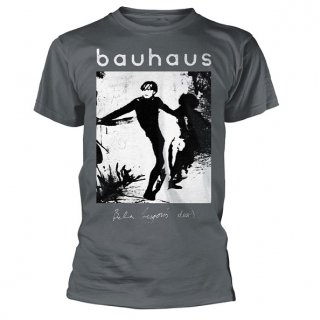 BAUHAUS Bela Lugosi's Dead (charcoal), Tシャツ