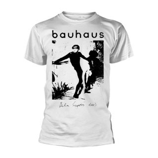 BAUHAUS Bela Lugosi's Dead (white), Tシャツ<img class='new_mark_img2' src='//img.shop-pro.jp/img/new/icons5.gif' style='border:none;display:inline;margin:0px;padding:0px;width:auto;' />