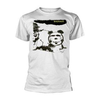 BAUHAUS Mask (white), Tシャツ