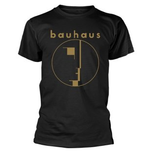 BAUHAUS Spirit Logo Gold, Tシャツ<img class='new_mark_img2' src='//img.shop-pro.jp/img/new/icons5.gif' style='border:none;display:inline;margin:0px;padding:0px;width:auto;' />