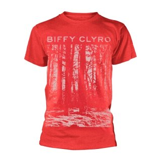 BIFFY CLYRO Red Tree, Tシャツ<img class='new_mark_img2' src='//img.shop-pro.jp/img/new/icons5.gif' style='border:none;display:inline;margin:0px;padding:0px;width:auto;' />