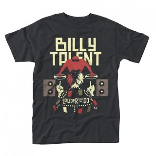 BILLY TALENT Louder Than The Dj, Tシャツ<img class='new_mark_img2' src='//img.shop-pro.jp/img/new/icons5.gif' style='border:none;display:inline;margin:0px;padding:0px;width:auto;' />